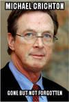RIP Michael Crichton