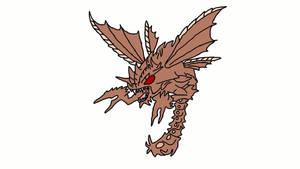 Swarm queen Megaguirus