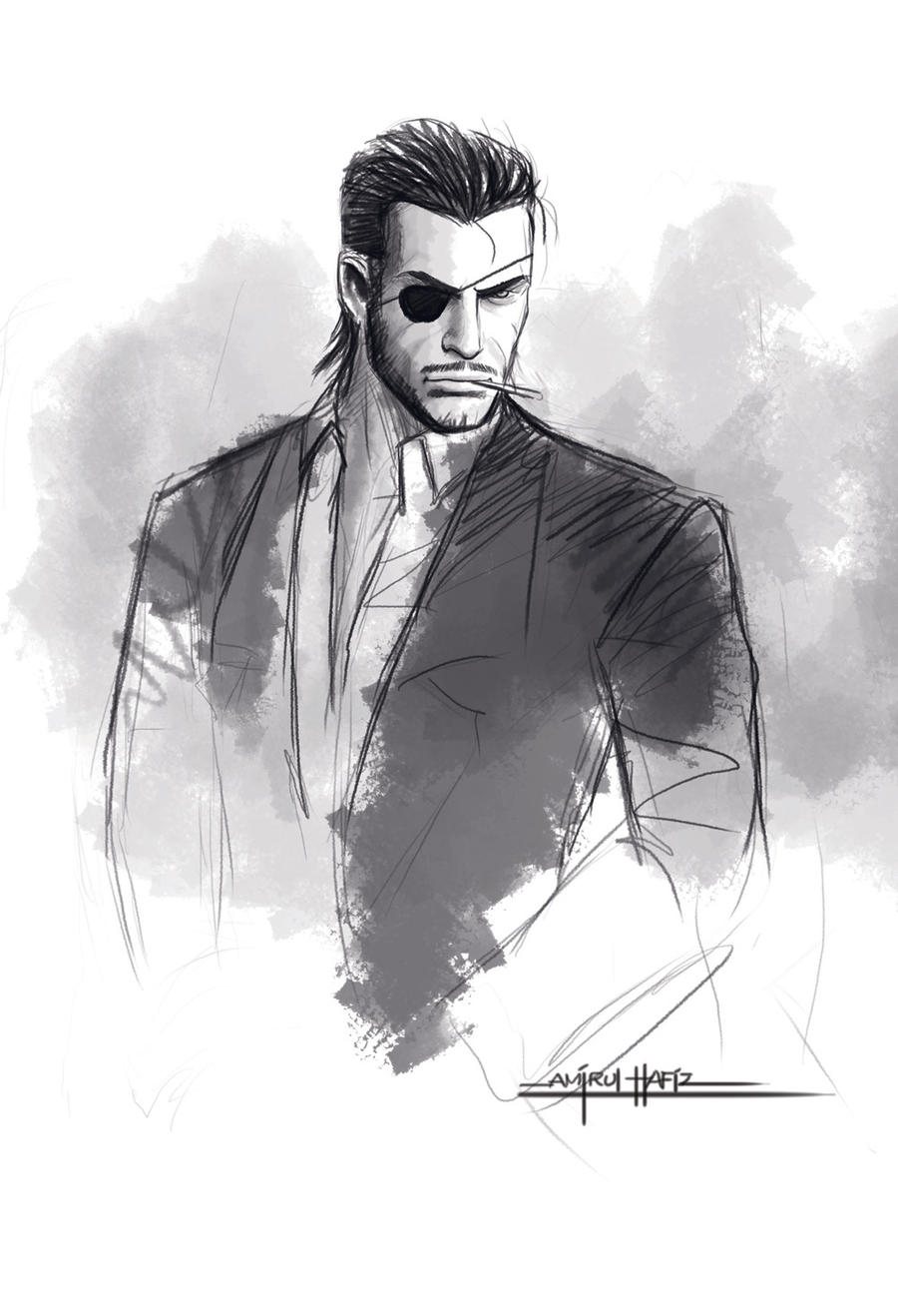BIG BOSS by amirulhafiz