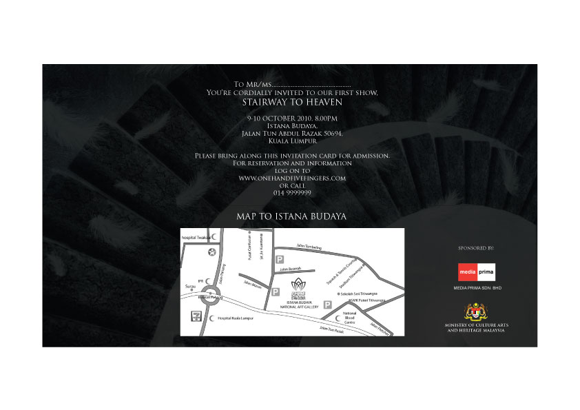 Invitation card design by amirulhafiz on deviantart invitation card design by amirulhafiz stopboris Choice Image