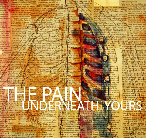 THE PAIN by amirulhafiz