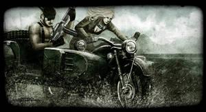 RUN!!! by amirulhafiz
