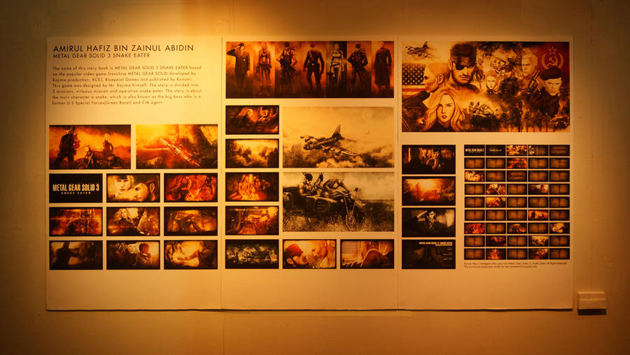 DIPLOMA EXHIBITION 4 by amirulhafiz