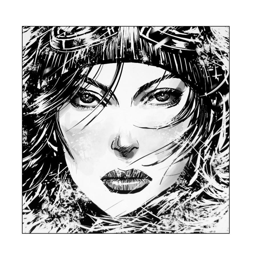 Lara by amirulhafiz