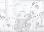 Be my little Panda by TheLovePotion