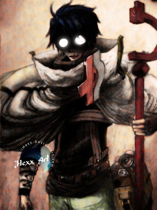 The Villain In Glasses By Ihexx On Deviantart