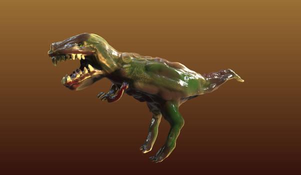 Dino - Concept 1 (Re-render)