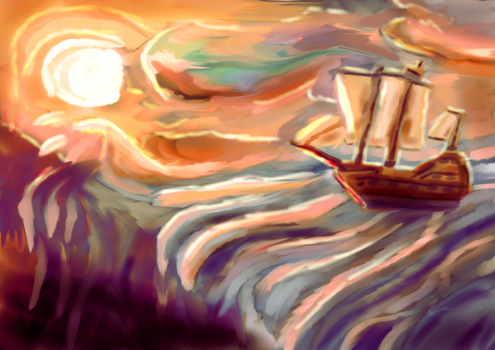 Sailing to the Edge of the World IV