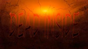 Dead Inside - Affinity quick Graffiti test