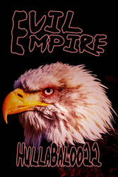 Evil Empire - ebook cover for Hullabaloo22