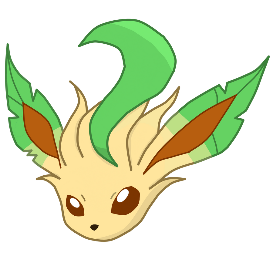 Leafeon shiny