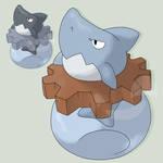 Fakemon Sharkral