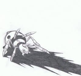 Shadow Sneak by mssingno