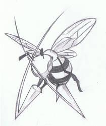 X-Scissor by mssingno