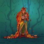 Autumn Forest Queen