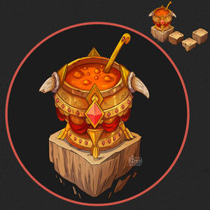 Isometric Game Concept - Graal