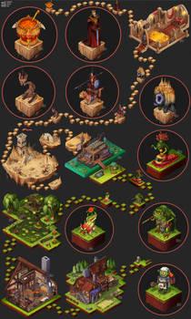 Isometric Game Concept