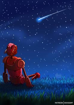 Robot's Wish