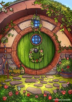 Beltaine in Hobbiton