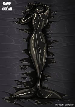 Oil Mermaid