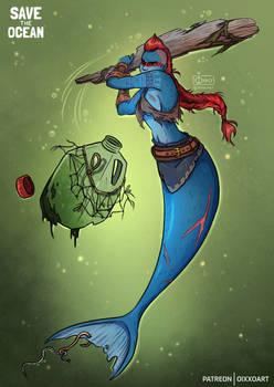 Viking Mermaid