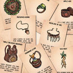 Druid DnD Cards