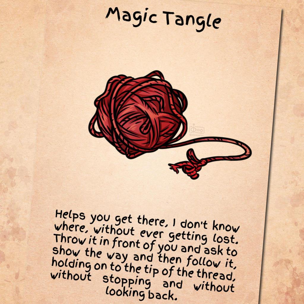 Magic Tangle