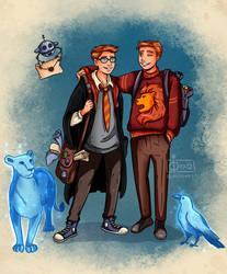 Hogwarts Couple