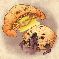 Food Mimics
