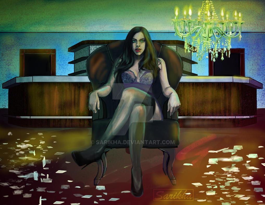 Mafia Boss by sarikha