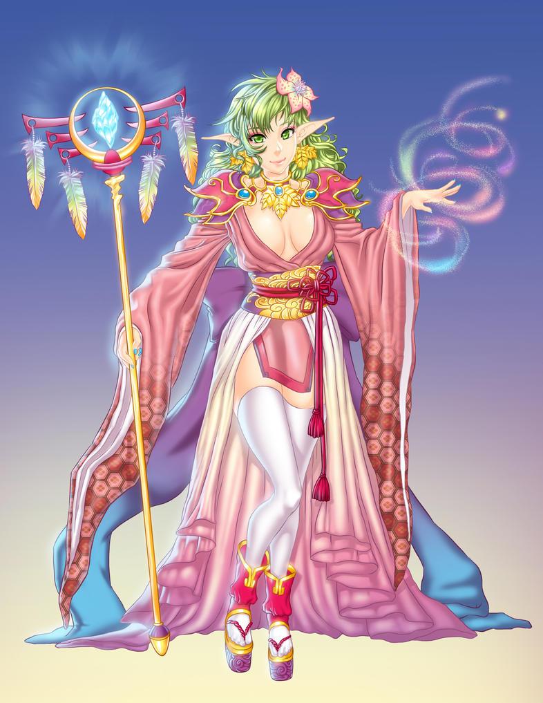 Sorcerer by ElmerSantos
