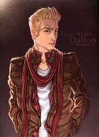 Glee:Dalton Logan Wright by ElmerSantos