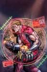 COVER: MAGNUS ROBOT FIGHTER #7