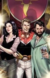 Cover: Flash Gordon Cover #6