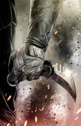 COVER: Splinter Cell #2