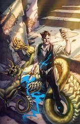 COVER: Doctor Spektor #3