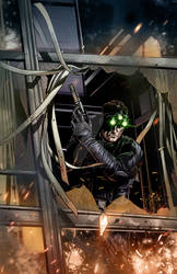 COVER: Splinter Cell #3