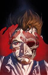 COVER: Doctor Spektor #2