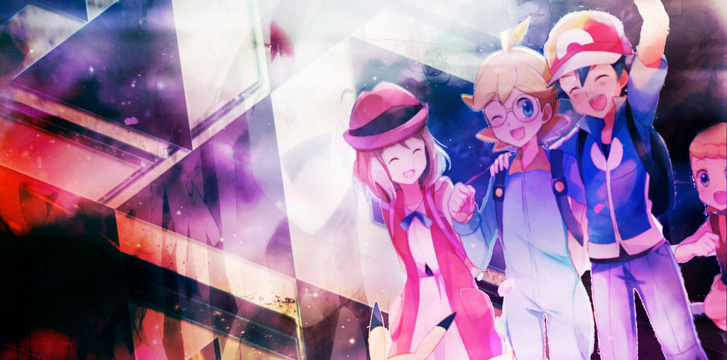 Pokemon Xy Anime Wallpaper Images