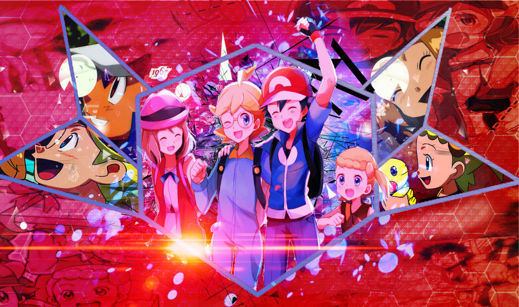 Pokemon Xy Wallpaper 3 548906723