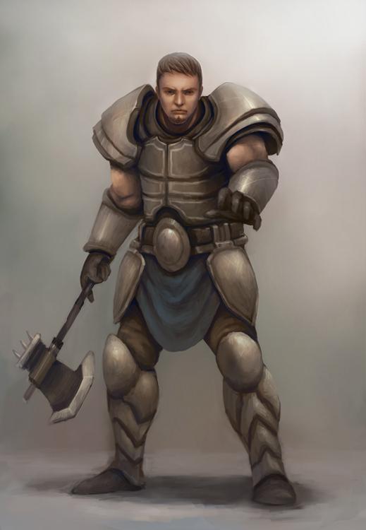 Infiltração! 110618_axe_wielder_knight_by_pc_0-d3j7uij