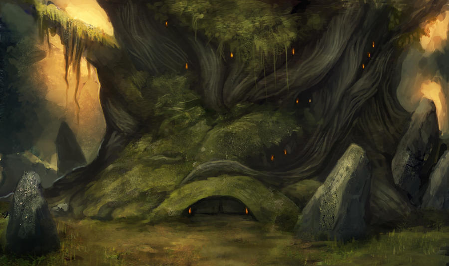 111108 treehouse by pc-0