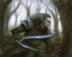 130328 Forest Hunter
