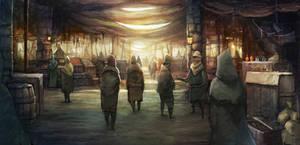 EOW207 ancient market