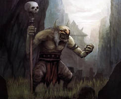 130506 goblin elder by pc-0