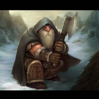 Dwarf guy by pc-0