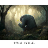 Forest dweller by pc-0