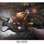 Frog archer