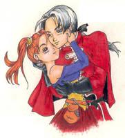 Jessica and Angelo by Kyouko-Takara