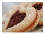 Shortbread Jam Cookie Deuce